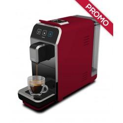 machine à café caffitaly luna rouge