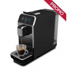 machine à café caffitaly luna noir