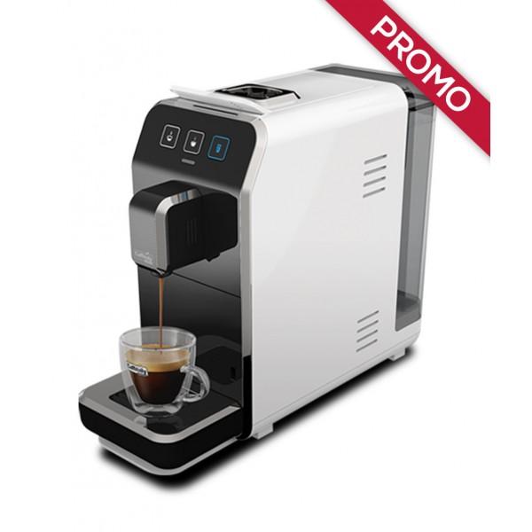 machine à café caffitaly luna blanche