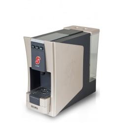 machine à café essse s12 beige et pack degustation 36 capsules