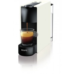 Machine Krups Nespresso Essenza mini pure white