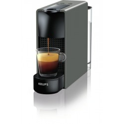 Machine Krups Nespresso Essenza mini intense grey