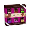 coffret 6 chocolats en poudre aromatisés monbana