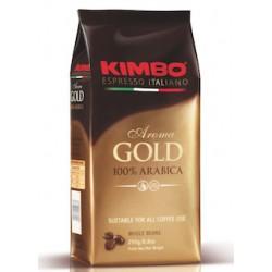 KIMBO café Grains 250g aroma gold