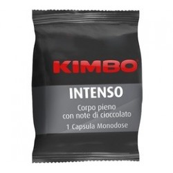 kimbo intenso compatible lavazza point