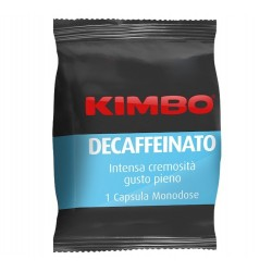 kimbo Déca compatible lavazza point