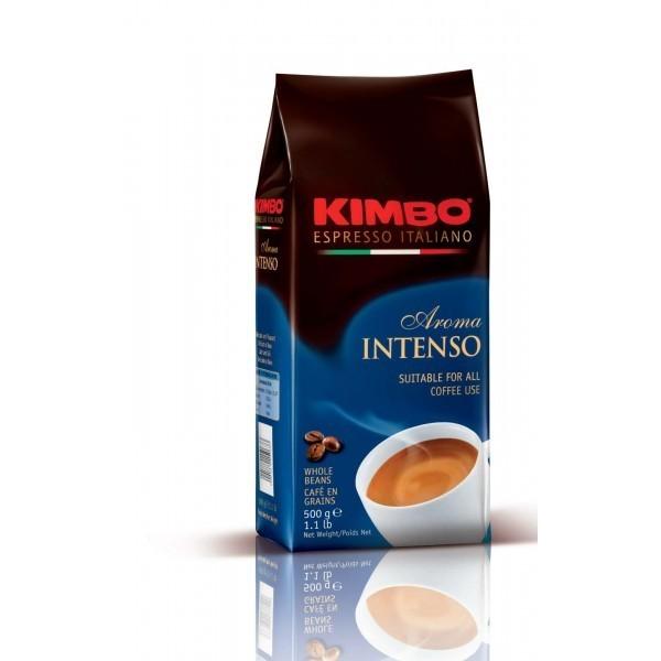 KIMBO café Grains 500g intenso