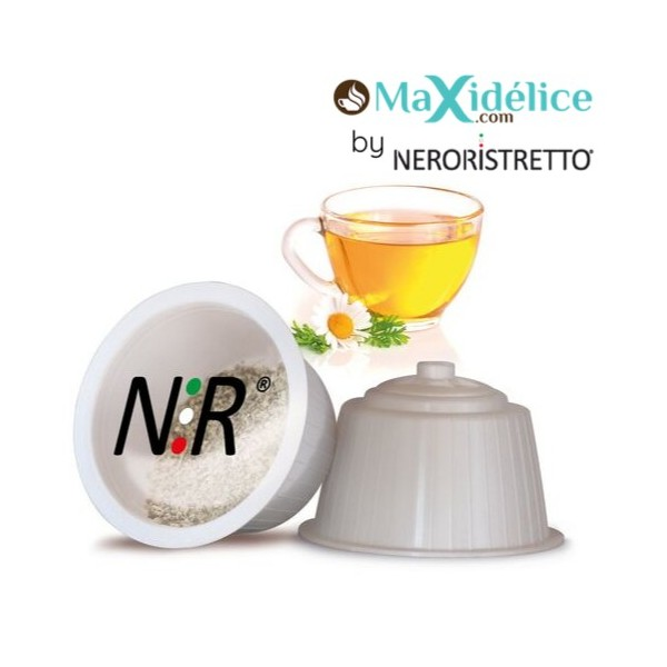 capsules compatibles nescafé dolce gusto camomille