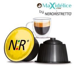 8 capsules Gran Gusto Dolce Gusto Compatibles café Maxidelice