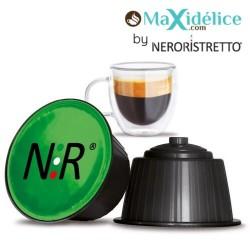 8 capsules espresso bar Dolce Gusto Compatibles café Maxidelice