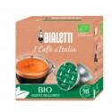 capsules bialetti mokespresso bio vellutato