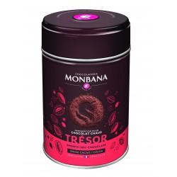 chocolat en poudre trésor de chocolat monbana