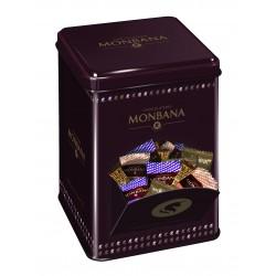 boite metal collector chocolats monbana