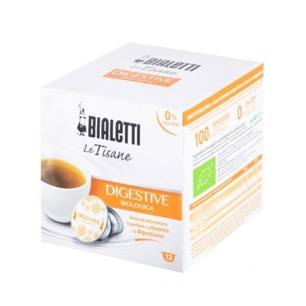 12 capsules bialetti mokespresso tisane digestive bio