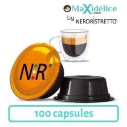100 capsules Colombia Maxidelice compatibles Lavazza a Modo Mio