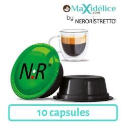 10 capsules espresso bar compatibles lavazza a modo mio