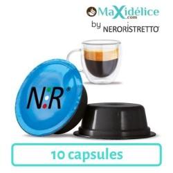 10 capsules decaféiné compatibles lavazza a modo mio