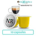 10 capsules puro arabica compatibles Nespresso® Maxidelice
