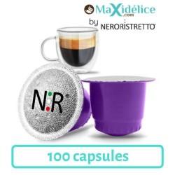 100 capsules compatibles Nespresso® Alta Mogiana Maxidélice
