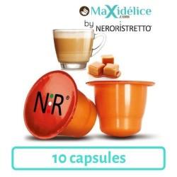 10 Café Caramel Nespresso Compatible capsule