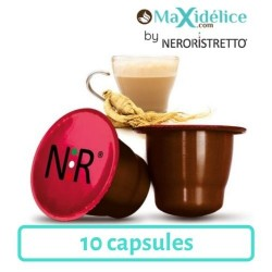 10 Caramel Ginseng Nespresso Compatible capsule
