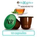10 capsules Thé Menthe compatibles Nespresso®
