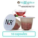 capsules nespresso compatibles tisane fruits rouges