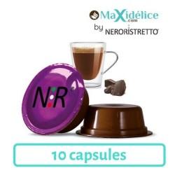 10 capsules mokaccino a modo mio Compatible