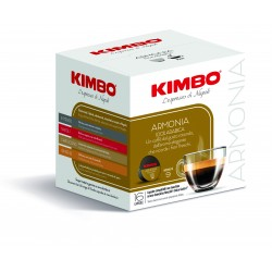 16 capsules compatibles Nescafé® Dolce Gusto® Kimbo Armonia