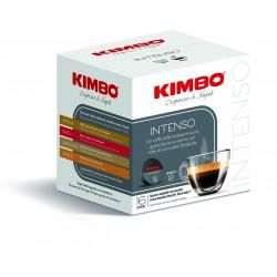 16 capsules compatibles Nescafé® Dolce Gusto® Kimbo Intenso
