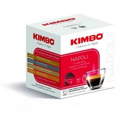 16 capsules compatibles Nescafé® Dolce Gusto® Kimbo Napoli