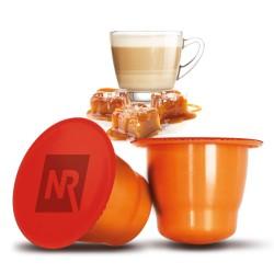 capsule caramel salé nespresso compatible