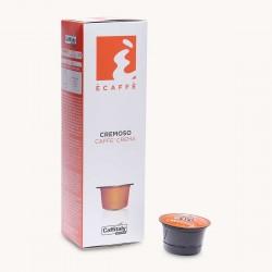 10 capsules café cremoso caffitaly