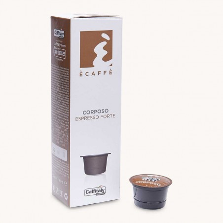 10 Capsules Café Corposo Caffitaly