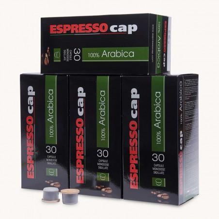 Pack Capsules Café 100% Arabica Espresso Cap