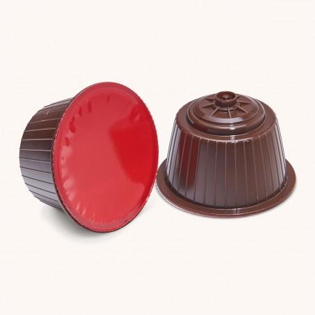 32 Capsules Caramel Ginseng Neroristretto pour Nescafé Dolce Gusto
