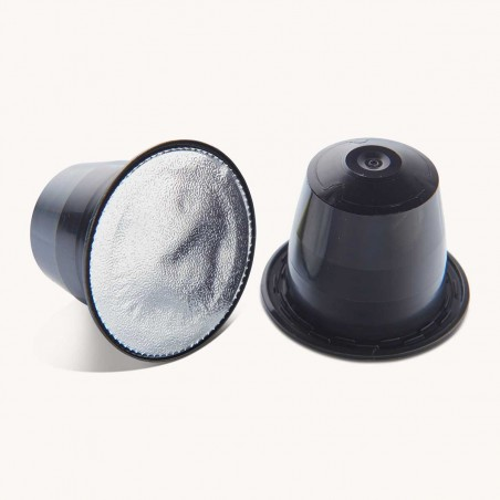 100 capsules ristretto compatibles Nespresso® maxidelice