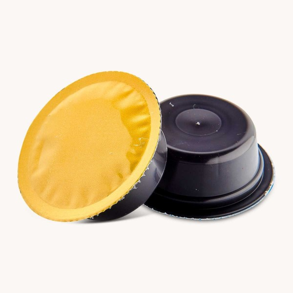 100 capsules puro arabica compatibles Lavazza a modo mio
