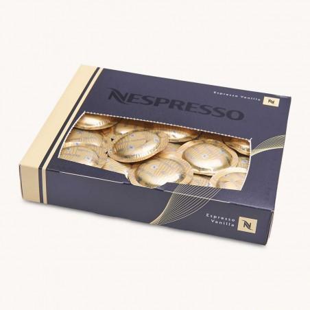 Dosettes Café Espresso Vanille Nespresso® pro x 50