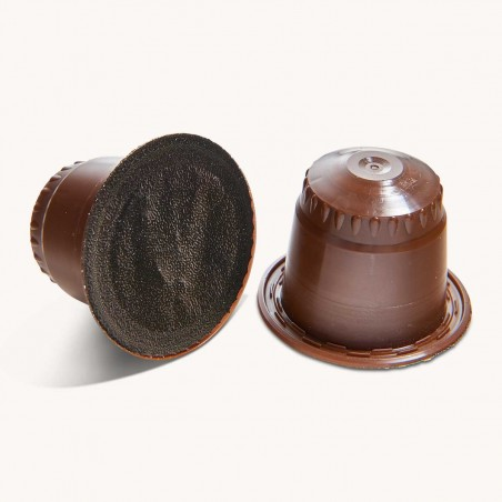 Capsules Chocolat Miniciok Neroristretto pour Nespresso® x 50