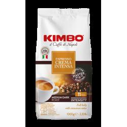 Café Grain Crema Intensa Kimbo x 1Kg