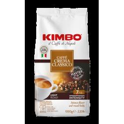 Café Grain Crema Classico Kimbo x 1Kg