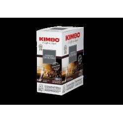 Capsules Café Intenso Kimbo pour Nespresso® x 40