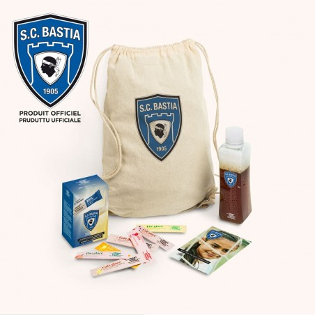 Discovery pack SC Bastia by Smart Good Things