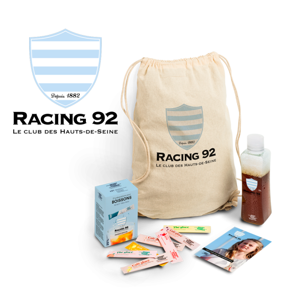 Discovery pack Racing 92 by Smart Good Things
