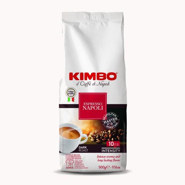 Café Grain Napoli Kimbo x 500Gr