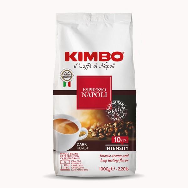 Café Grain Napoli Kimbo x 1Kg