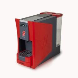 machine à café essse s12 rouge et pack degustation 36 capsules