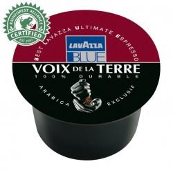 100 x Capsules café Lavazza blue TIERRA