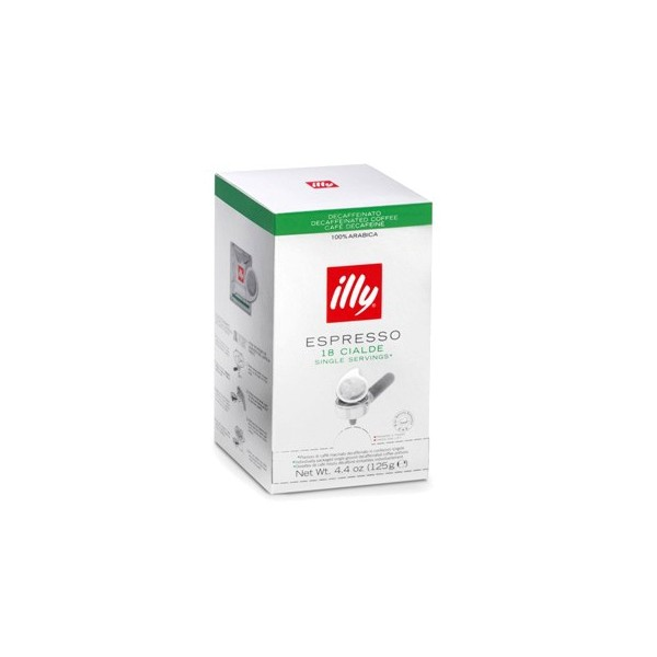 DOSETTES ILLY DECAFEINE